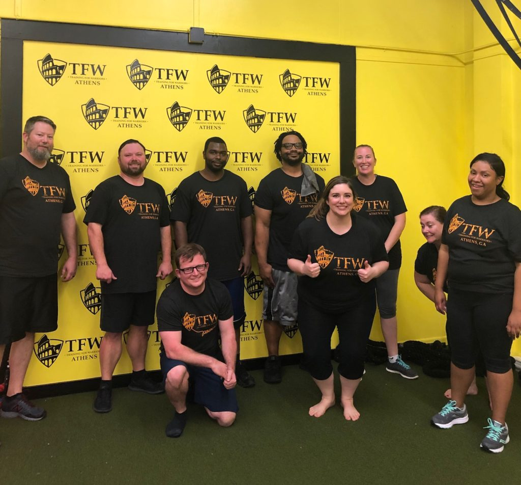 Group Fitness Athens Georgia